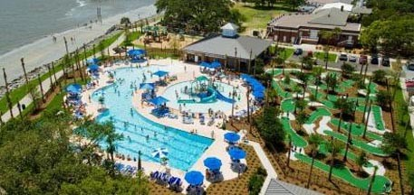St Simons Island Resorts
